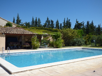 Piscine du Mas Saint Roman - Locations vacances